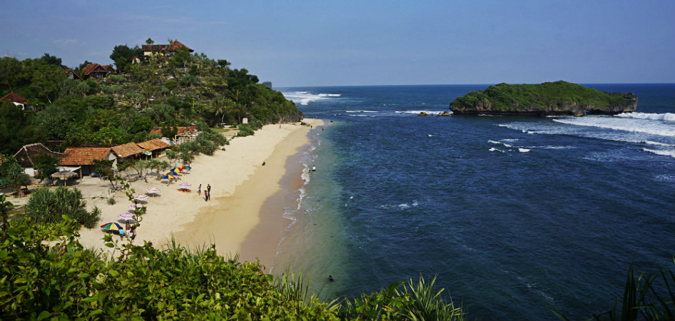 Revealing the Beautiful Beaches and Caves of Gunung Kidul  Discover Your Indonesia