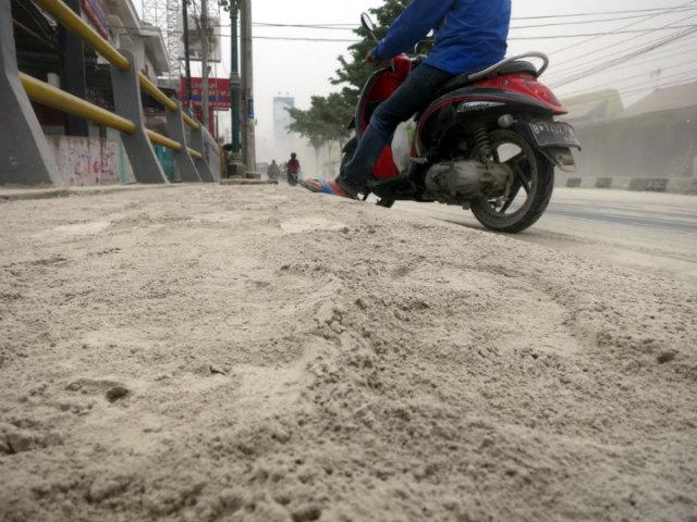 Bali Natural Disaster