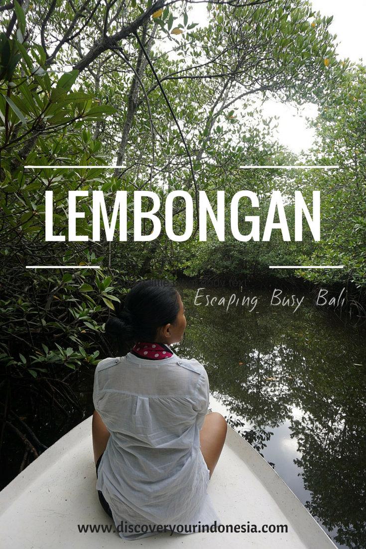 Lembongan Island  Escaping Busy Bali