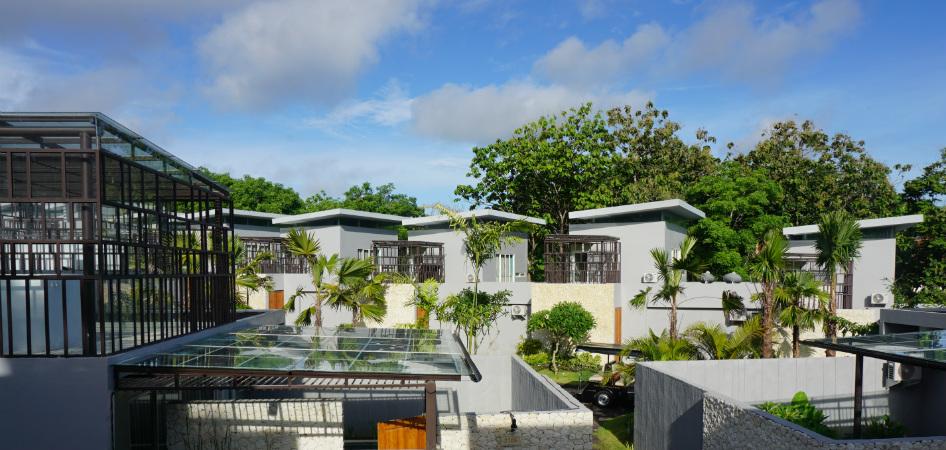Tjendana Villas Nusa Dua Bali