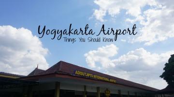 Yogyakarta Airport Featured Image