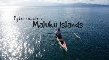 trip to maluku island