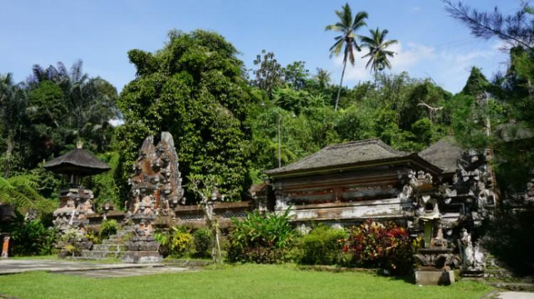 Gunung Kawi Sebatu Temple Grounds