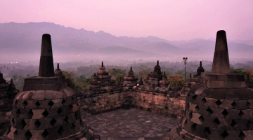 sunrise borobudur via manohara hotel