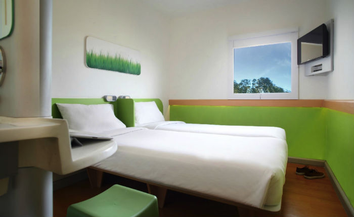 Hotel Ibis Budget A Nimes