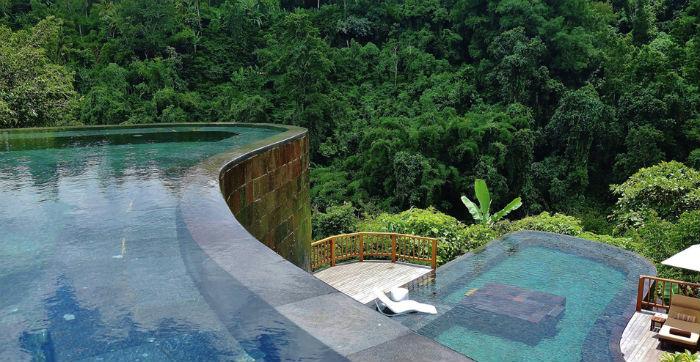 gardens infinity pool hanging gardens ubud hanging gardens bali