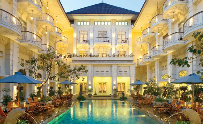 9 unforgettable luxury hotels in yogya for the ultimate for Five star hotel