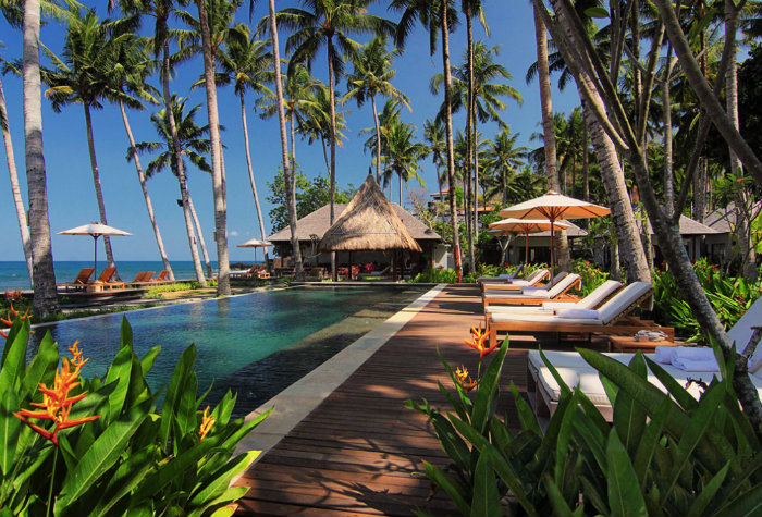 Chandi boutique resort and spa lombok discover your indonesia - Lombok dive resort ...