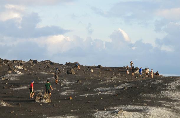 trip krakatau