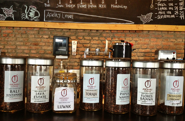 coffee place jakarta