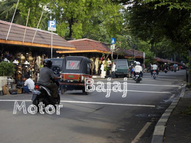 Indonesian Language Bajaj