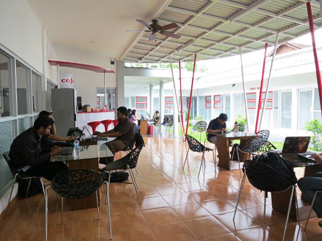 JDV cafetaria
