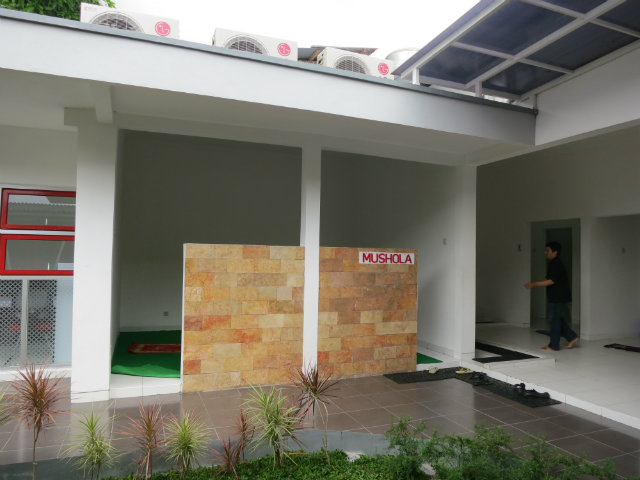 coworking space Jogja Digital Valley facilities
