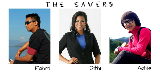 the savers savesharks indonesia