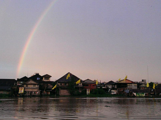 Riverfront_Rainbow banjarmasin