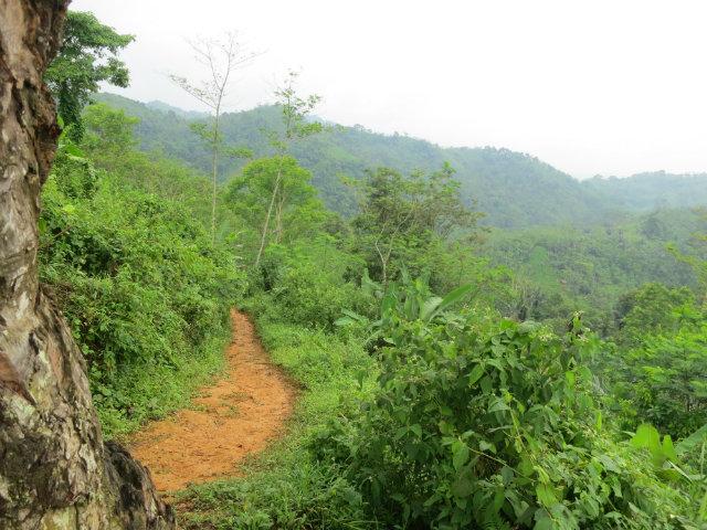 trekking in baduy
