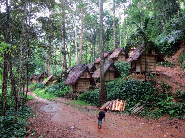 village baduy