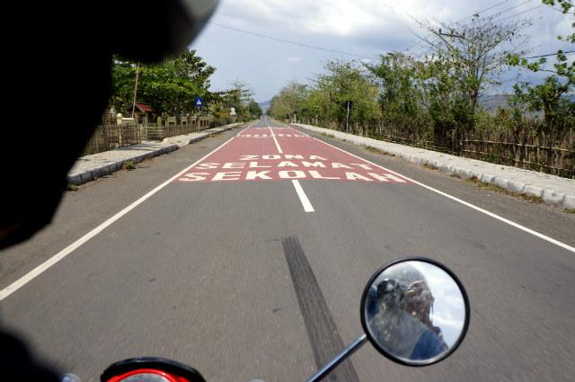 sumbawa road