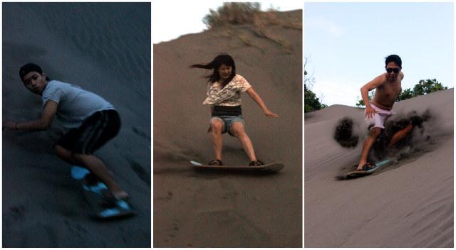 sandboarding yogyakarta 1