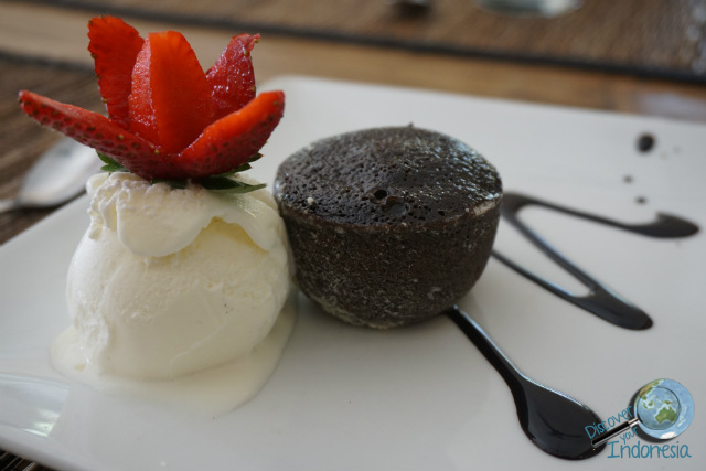 best dessert chocolate lava cake
