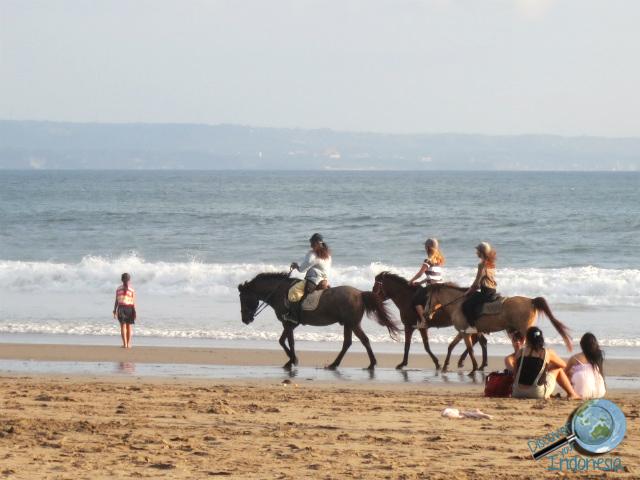 around Seminyak beach