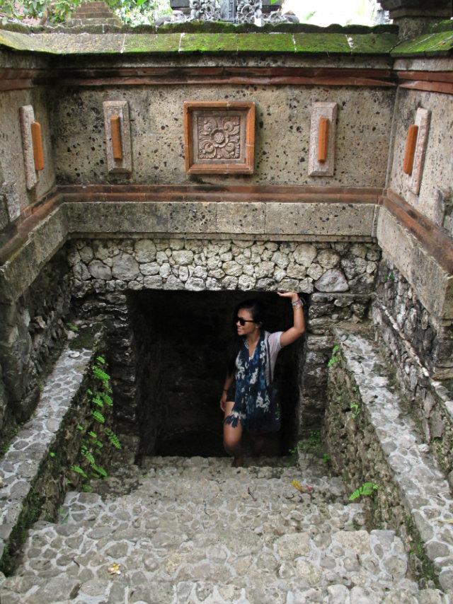 exit underground house