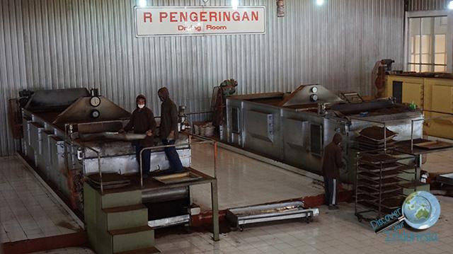 factory tour in tambi