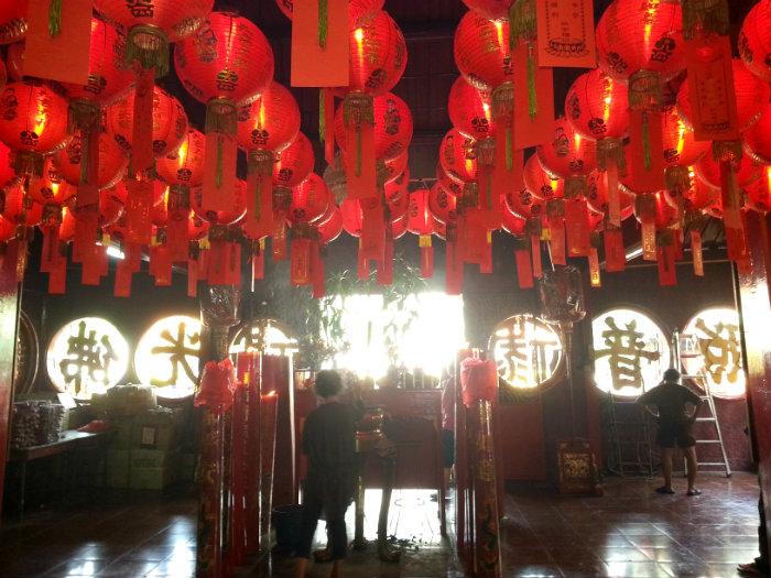 Chinese New Year at Petak Sembilan Jakarta