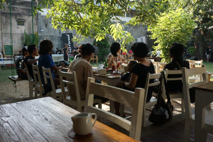 where to eat in Yogyakarta nanamia