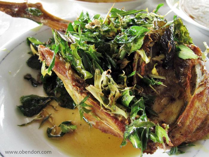 Ayam Tangkap Aceh by Olive Bendon