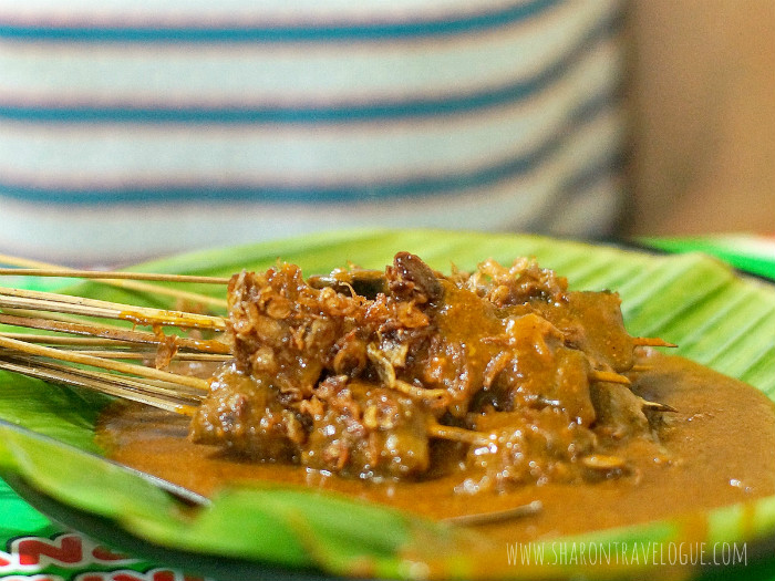 Sate Padang by Sharon