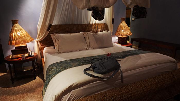 Tugu Lombok Aloon-Aloon room