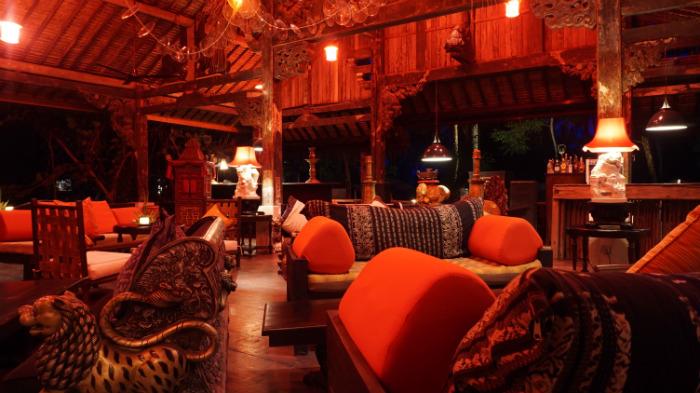 Room next to Gedong Gandrung