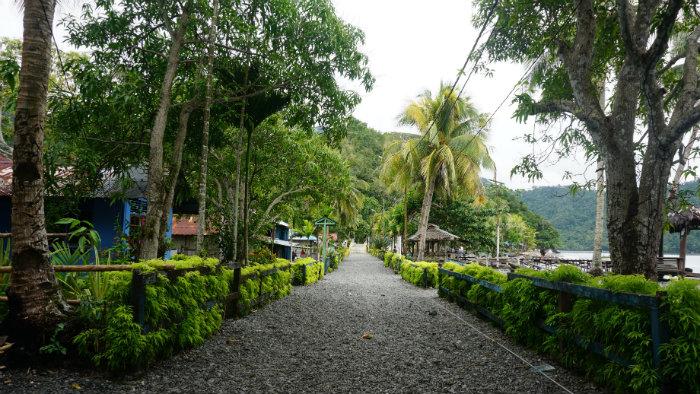Tablanusu village Papua