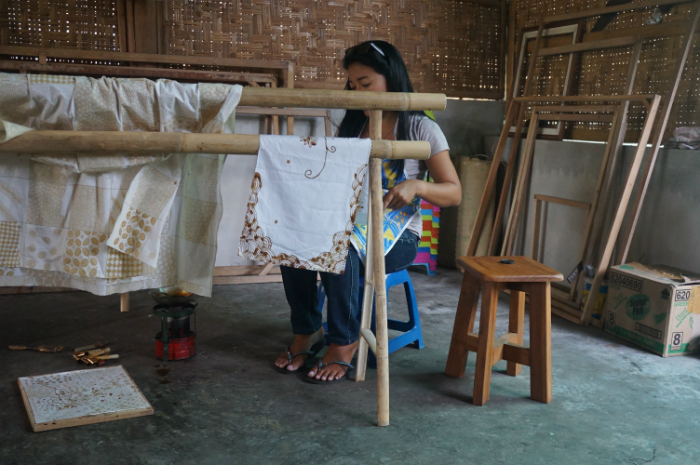 Yogya Batik Workshop