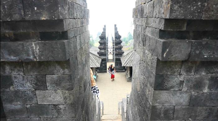 Cetho temple near Solo