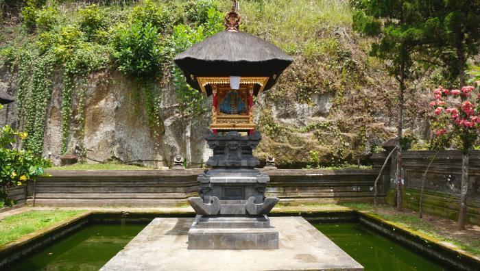 Goa Gajah shrine