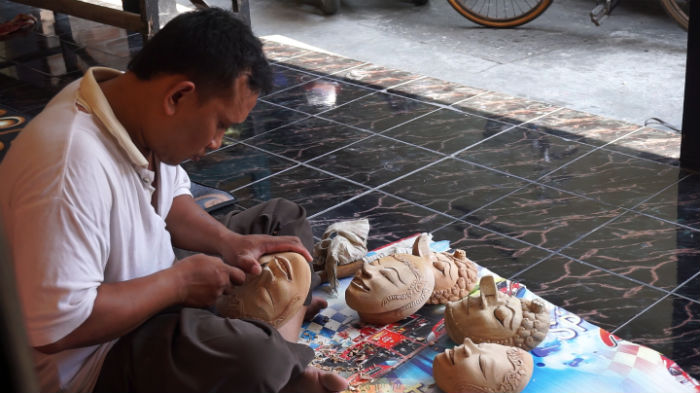 Mask Making Java