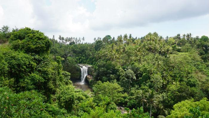 Tambunan Waterfall