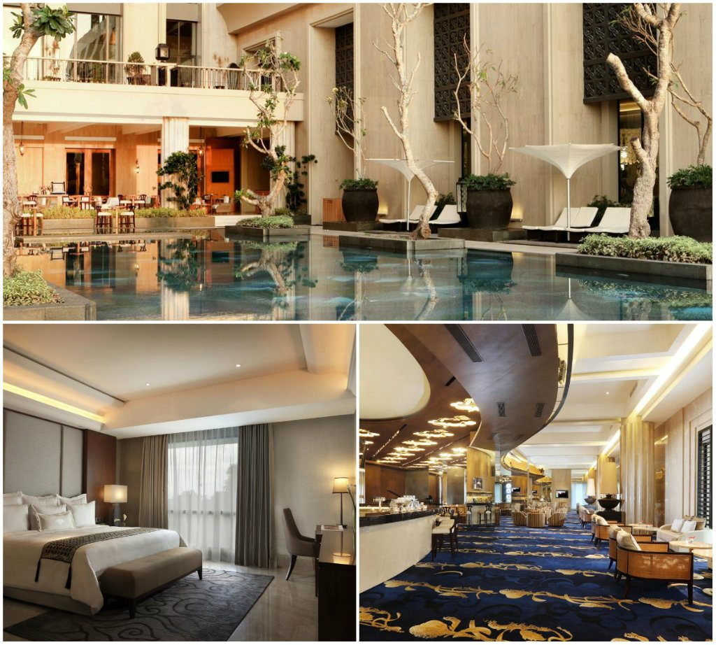 luxury hotels in north of yogyakarta