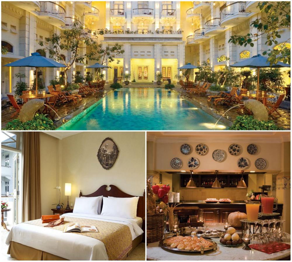best 5 star hotel in Yogyakarta