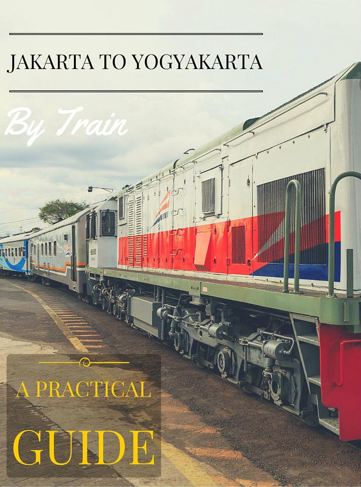Jakarta To Yogyakarta By Train Without The Headache