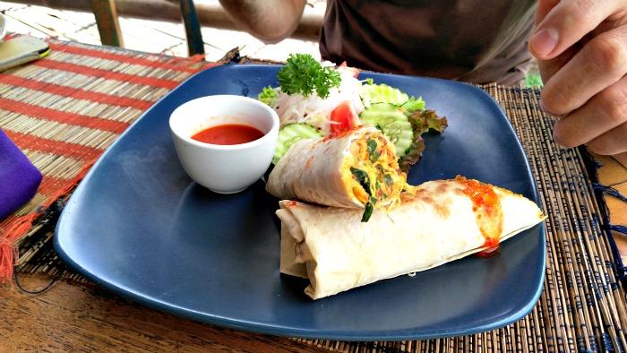 Sari Organik food Ubud