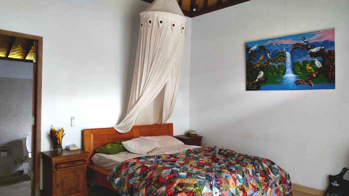 bedroom in Villa in Ubud