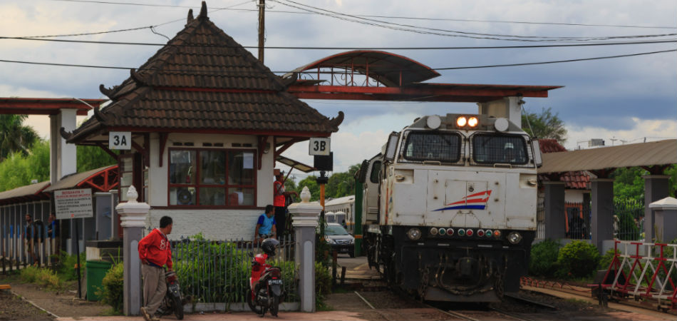 Jakarta To Yogyakarta By Train Without The Headache