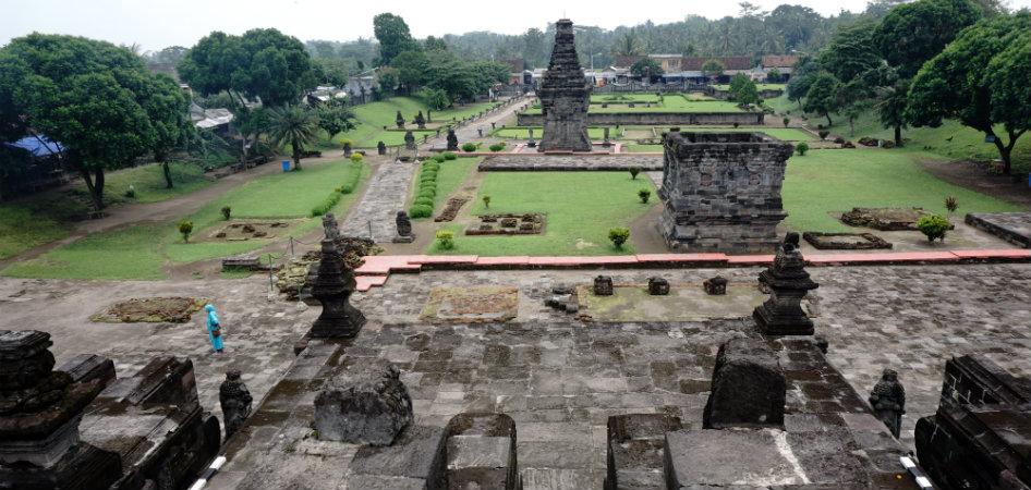 Penataran Temple, Candi Penataran, Blitur