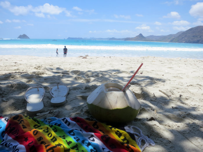 Selong Belanak Beach, Best Beaches Lombok, Beaches South Lombok