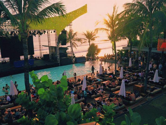 The Potato Head Club in Bali. Photo courtesy of the Potato Head FB Page.