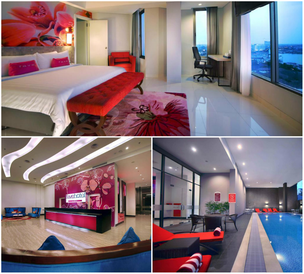 hotel near losari beach makassar