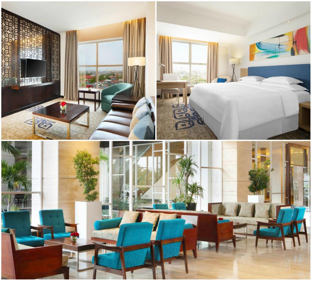 5 star hotel makassar